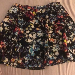 Lily Rose Colorful Skirt
